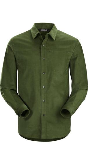 Arc'teryx M's Merlon LS Shirt Dark Moss